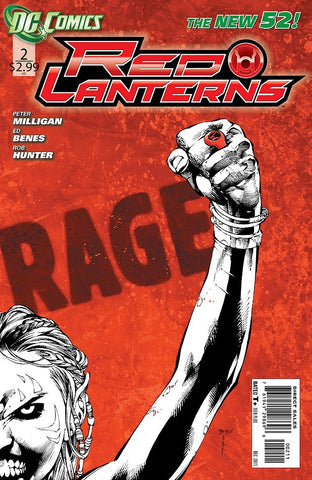 Red Lanterns #2 (New 52)