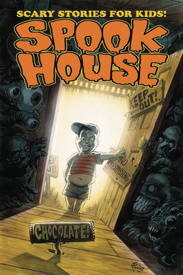 Spook House #1 : (Eric Powell Horror Anthology)