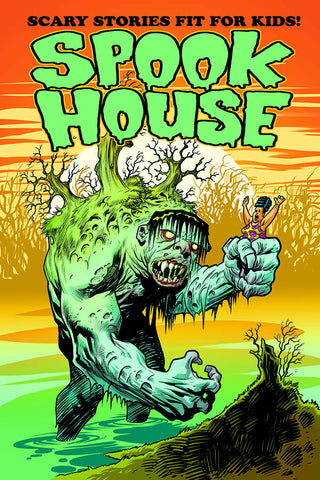Spook House #2 : (Eric Powell Horror Anthology)