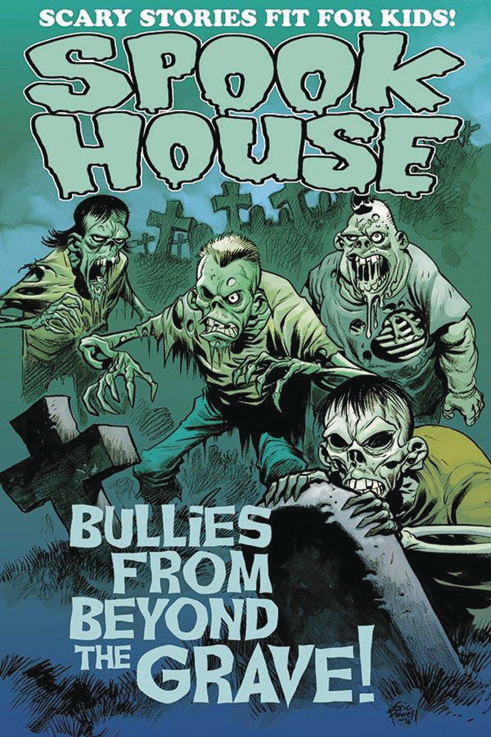 Spook House #3 : (Eric Powell Horror Anthology)