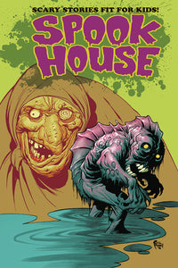 Spook House #4 : (Eric Powell Horror Anthology)