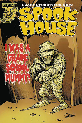Spook House #5 : (Eric Powell Horror Anthology)