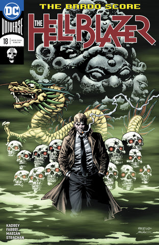 The Hellblazer #18 (2016 Series)