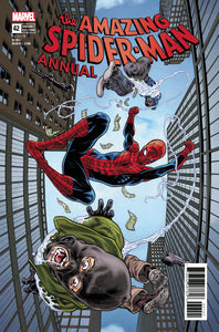 Amazing Spider-Man Annual #42 Variant Cover