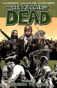 The Walking Dead, Vol. 19: March to War TP