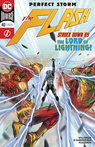 Flash #40 (2016 5th Series)