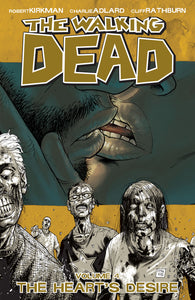 The Walking Dead Vol. 4: Heart's Desire TP