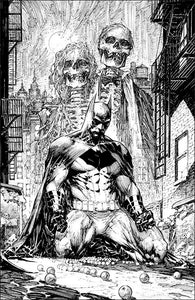 Batman : Black & White #1 (2013) Signed by Sean Gordon Murphy