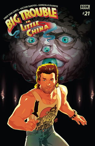 Big Trouble in Little China #21 Boom Studios