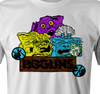 BOGLINS! 6 Color 80's Retro Shirt!!! In Co-operation with Tim Clarke Toys and www.totims.com