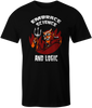 Embrace Science and Logic : Devil Shirt