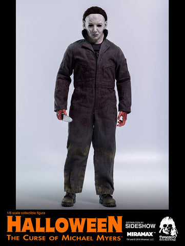 Halloween The Curse of Michael Myers Sixth Scale Figure : Sideshow