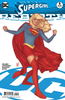 Supergirl: Rebirth #1 (Adam Hughes Cover 2016)