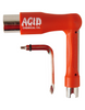 Acid : Space Tools Skate Tool (Sealed) Red