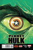 Planet Hulk #5 (Secret Wars 2015 Mini-Series)