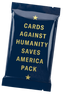 Cards Against Humanity : Saves America  (CAH Expansion)