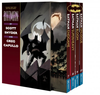 BATMAN BY SCOTT SNYDER AND GREG CAPULLO BOX SET 3 (Slipcased Trade Paperback Editions)