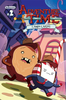 ADVENTURE TIME: CANDY CAPERS #2 Cover B