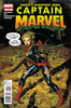 CAPTAIN MARVEL #4 (2012 7th Series)
