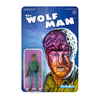 "The Wolf Man : Super Seven 3 3/4"" Figure (Reaction) Universal Monsters"