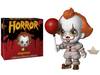 "FUNKO 5 STAR ""IT"" Pennywise Vinyl Horror FIGURE"