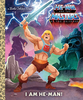 I Am He-Man! LITTLE GOLDEN BOOK MOTU