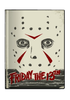 Friday the 13th Jason Mask Journal