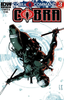 COBRA #9 COVER B (2011 IDW Gi Joe Series)