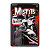 Misfits : Crimson Ghost (The Fiend) ReAction Figure (Bullet Edition)
