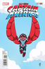 All-New Captain America #1  (Sam Wilson / Falcon-Cap) Young Variant Cover