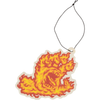 Santa Cruz : Flaming Hand Air Freshener