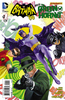 BATMAN '66 MEETS THE GREEN HORNET #1  (2014 Series)