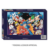 Mega Man 1000pc Puzzle