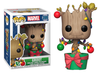 Pop! Vinyl : GUARDIANS OF THE GALAXY FUNKO POP! Holiday Groot