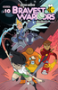 BRAVEST WARRIORS #10 COVER B