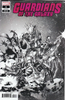 GUARDIANS OF THE GALAXY #1 PARTY SKETCH VAR One Per Retailer