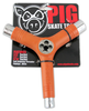 Pig Tri-Socket Threader Skate Tool - Orange
