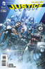 JUSTICE LEAGUE #34 (2011 New 52 Series)