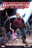GUARDIANS OF THE GALAXY VOL. 5: THROUGH THE LOOKING GLASS HARDCOVER (