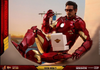 Hot Toys / Sideshow Die Cast Iron Man Mark IV MMS461D21