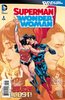 Superman / Wonder Woman Annual #2 (2013 Ongoing Series)