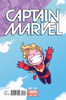 CAPTAIN MARVEL #1 (2014 8th Series) Skottie Young Variant