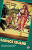 Savage Island: Wizard VHS Big Box (Reissue Sealed)