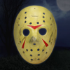 Friday the 13th Part 3 : Jason Mask Replica NECA