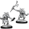 Magic Unpainted Minis: W1 Goblin Guide & Goblin Bushwhacker