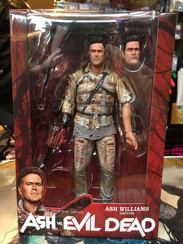 Ash vs the Evil Dead : Ash Williams (Asylum) Figure NECA