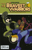 BRAVEST WARRIORS #13 COVER B KORY BING