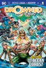JUSTICE LEAGUE : AQUAMAN DROWNED EARTH #1