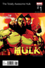 The Totally Awesome Hulk #1 Hip Hop Variant