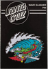 Santa Cruz : Wave Slasher Enamel Pin